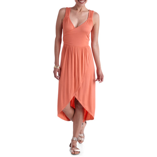 In The Mix Tulip Front Dress