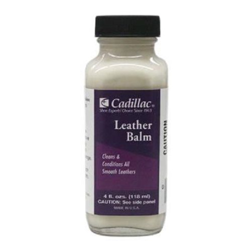 cadillac boot and shoe leather lotion 8 fl oz conditions