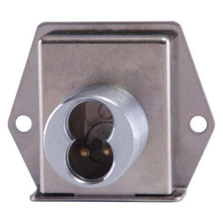 BEST 5L7MD5626 Mortise Cabinet Lock,6/7 Pins