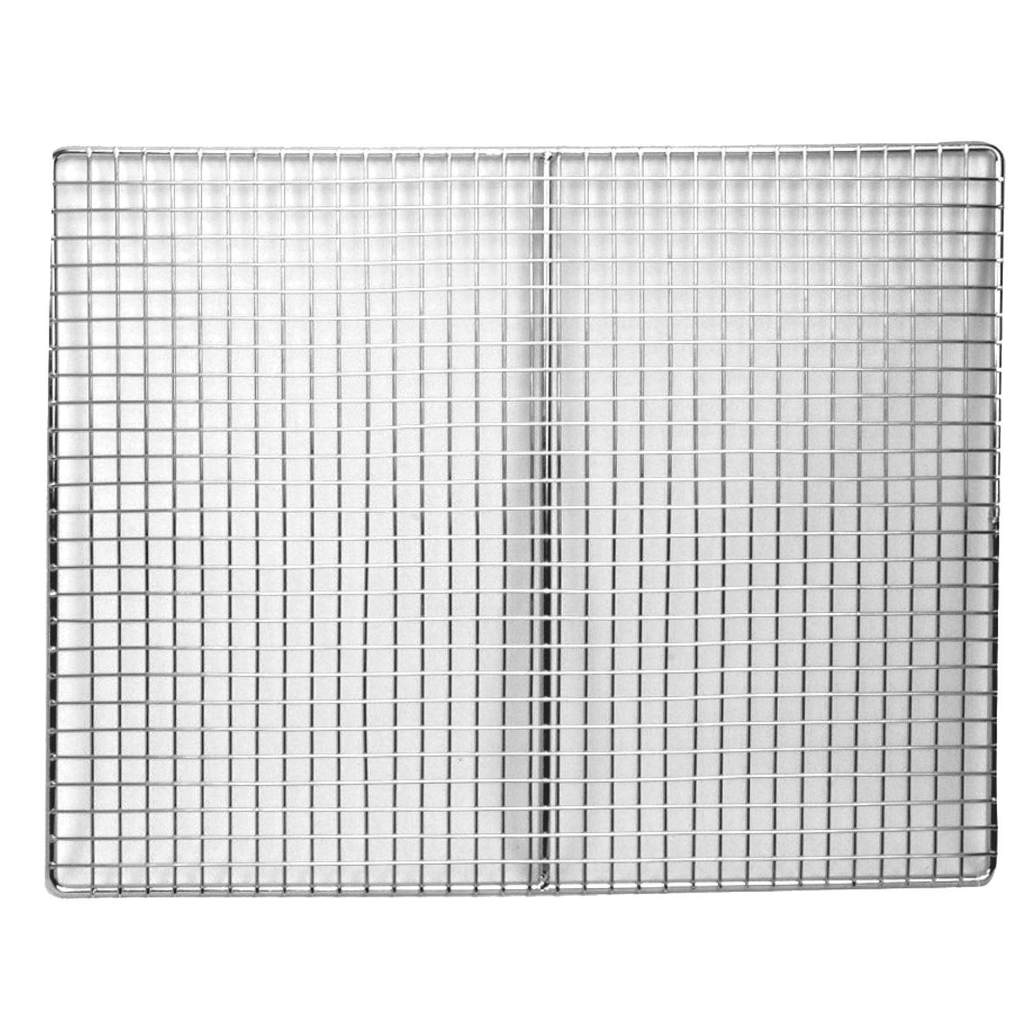 """Thunder Group 11 3/8"""" X 14 5/8"""" FRYER SCREEN, NICKEL PLATED 12 Piece"""