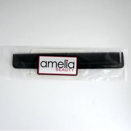 9in, Hard Rubber, Cutting Comb, Sectioning with Inch Marks