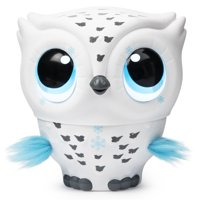 Owleez, Flying Baby Owl Interactive Toy with Lights and Sounds, for Kids Aged 6 and Up