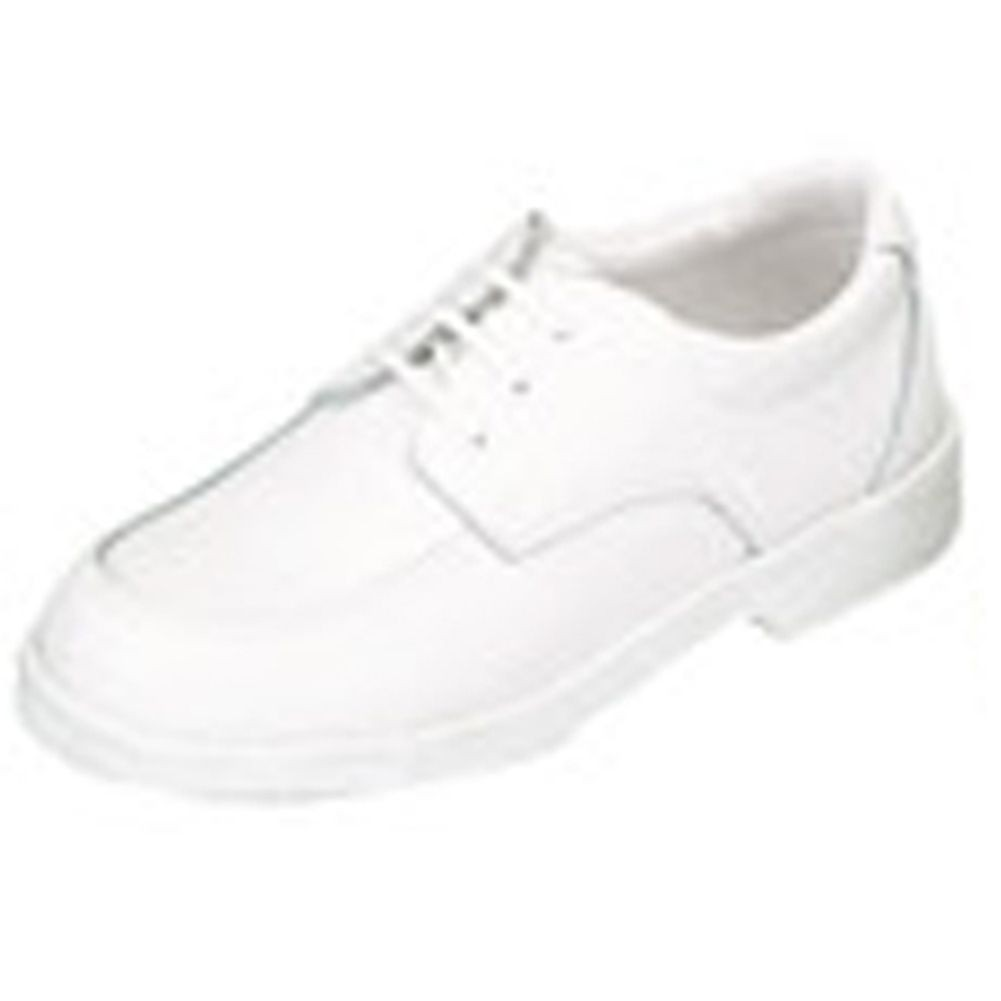 White Lace-up Christening Dress Shoes Toddler Little Boys...