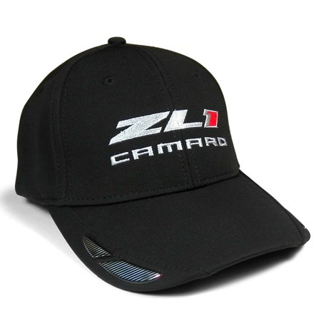 Chevrolet Camaro ZL1 Carbon Fiber Look Accent Baseball (Chevrolet Camaro Seat Upholstery)