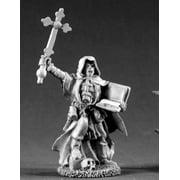 reaper miniatures jonas kane #02184 dark heaven legends unpainted metal figure