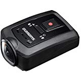 Shimano CM-1100 Data Linked Wi-Fi Ultra HD Sports Action Camera Waterproof Camcorder, Black