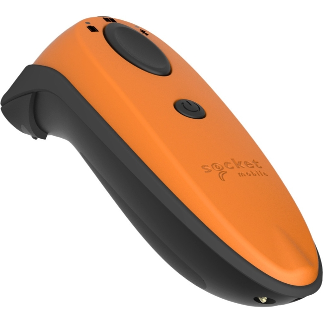 Socket DuraScan D730 1D Laser Barcode Scanner - Construction Orange