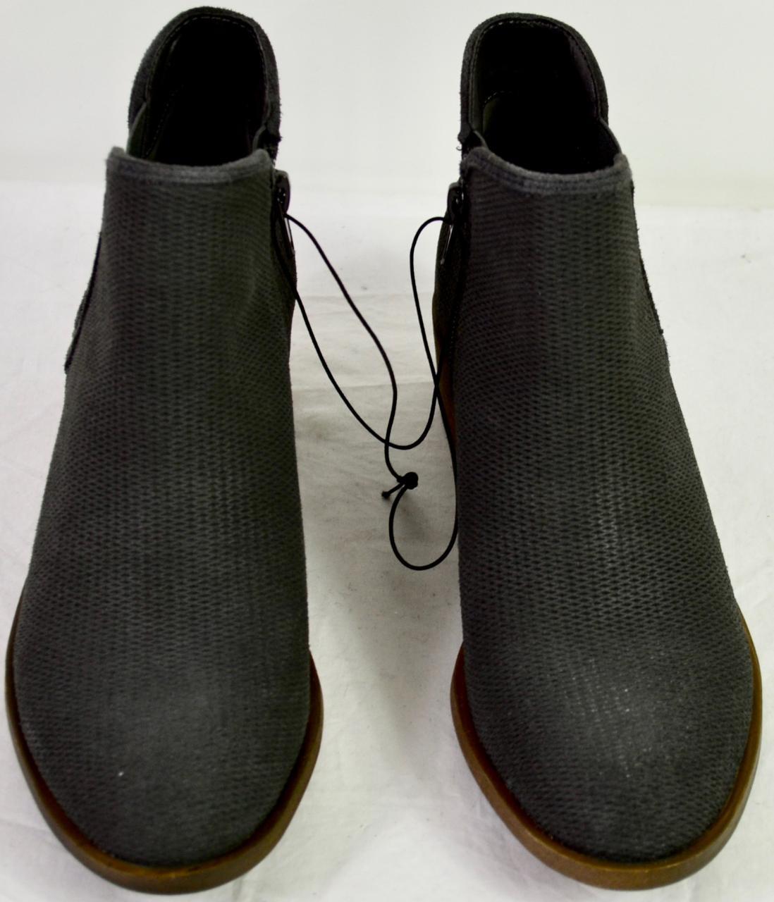 Kensie Gerona Ladies Short Suede Boots