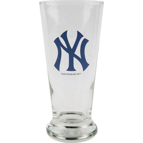 MLB - New York Yankees Logo 16 oz Logo Pilsner Glass