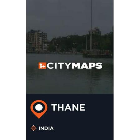 City Maps Thane India - eBook