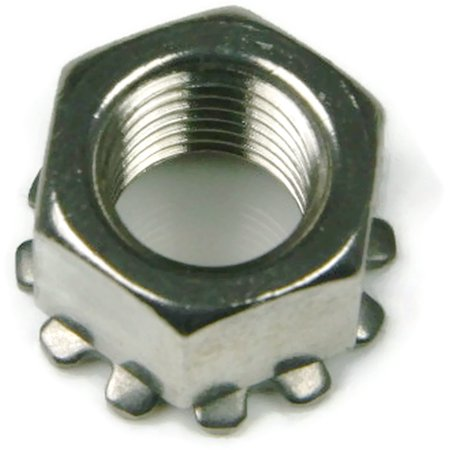 1/4-20 Keps K-Lock Nuts 18-8 Stainless Steel - QTY 100