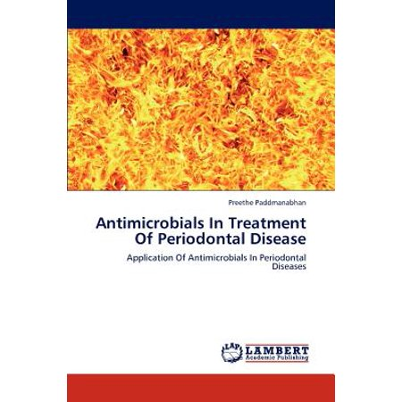 Antimicrobials in Treatment of Periodontal