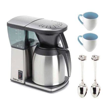 Coffee Maker Homekit : Bonavita BV1800TH 8 Cup Coffee Maker w/ Thermal Carafe + Accessory Kit - Walmart.com