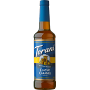 Torani Sugar Free Classic Caramel Syrup 750ml
