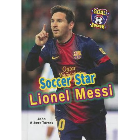 Soccer Star Lionel Messi