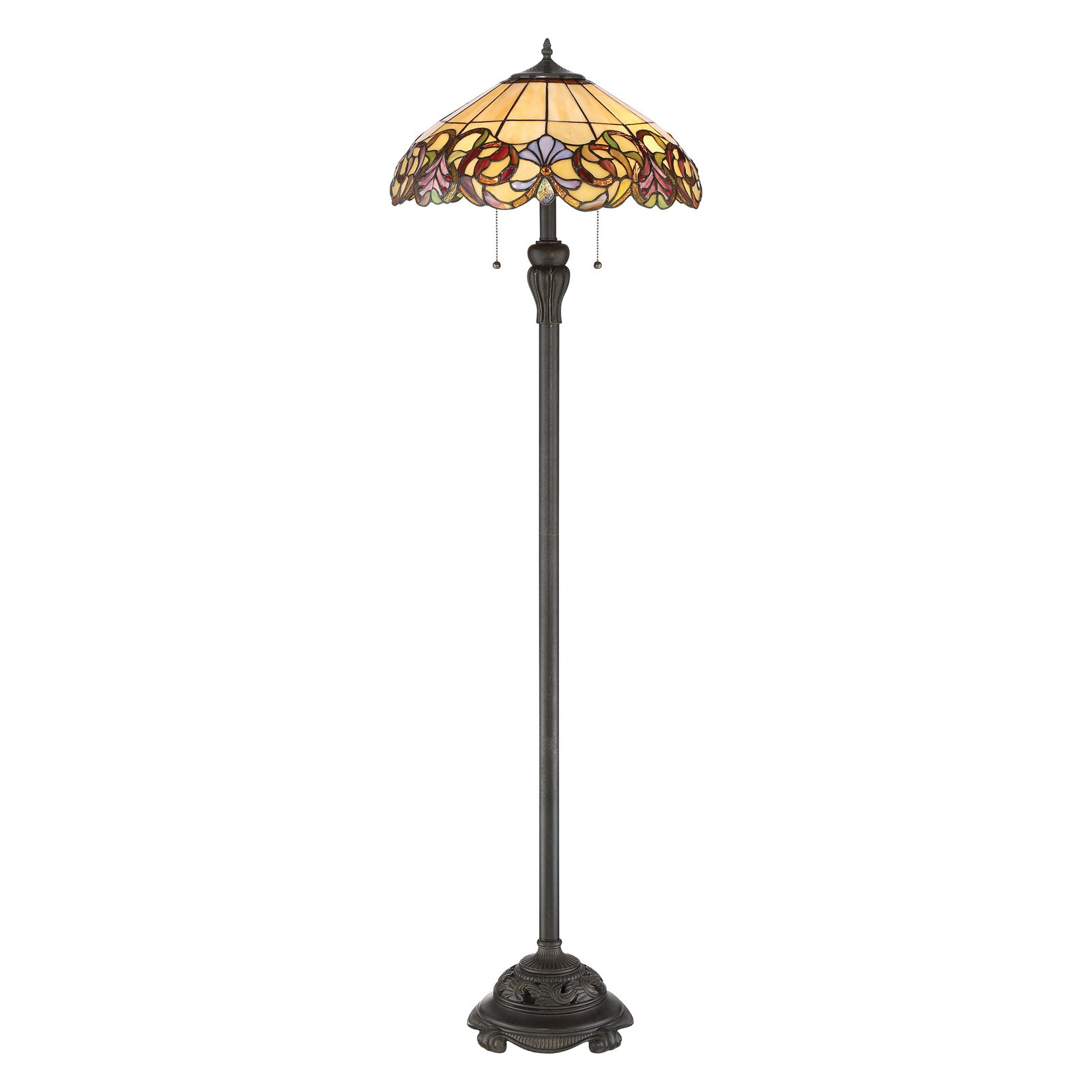 Quoizel Blossom Floor Lamp by Quoizel