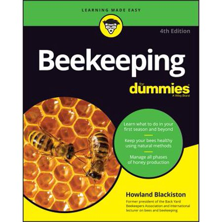 Beekeeping for Dummies](Lifesize Dummy)