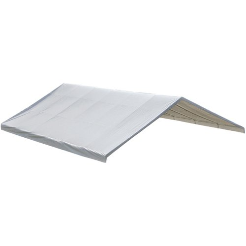 """30"""" x 40"""" Canopy White Replacement Cover for 2-3 8\ by ShelterLogic"""