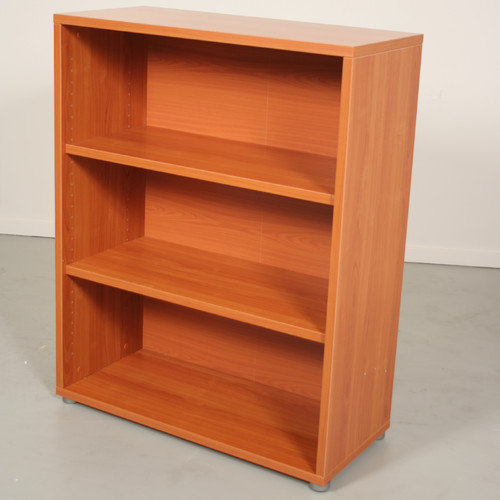 Tvilum Pierce Office 3 Shelf Bookcase