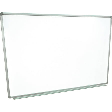 Luxor Magnetic Wall-Mounted Dry Erase Board, 60
