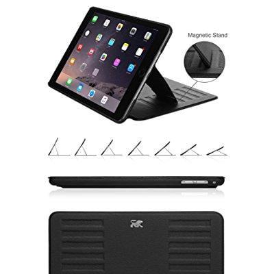 ipad mini 4 case prodigy exec - luxury ipad cover - magne...