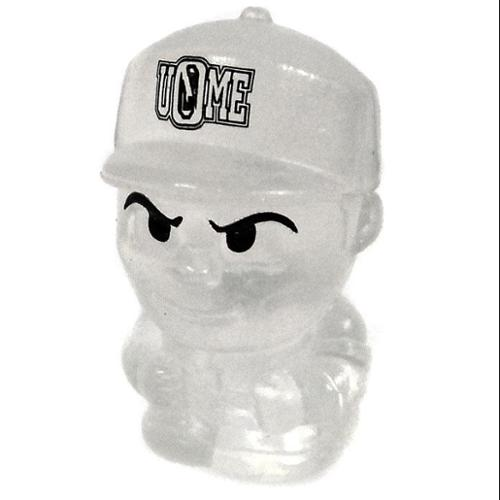 WWE Wrestling TeenyMates John Cena Loose Figure [Crystal Clear ]