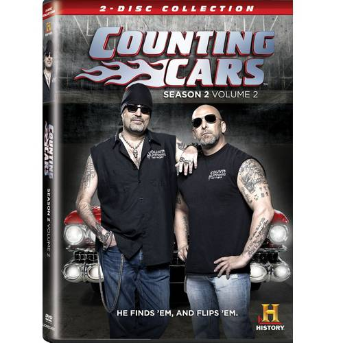 Counting Cars: Season 2, Volume 2
