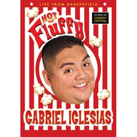 Gabriel Iglesias: Hot & Fluffy (DVD)](Adults Hot Movies)