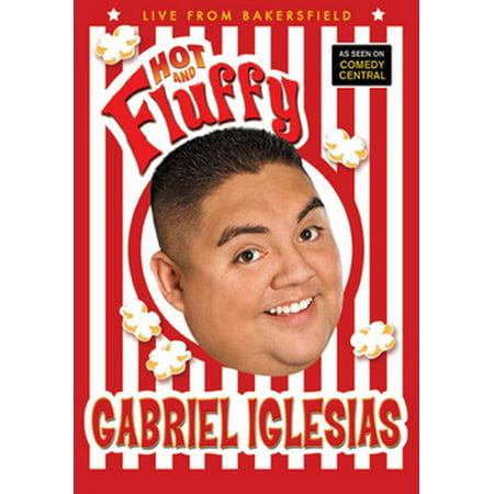 Gabriel Iglesias: Hot & Fluffy (DVD) (Gabriel Iglesias Halloween)