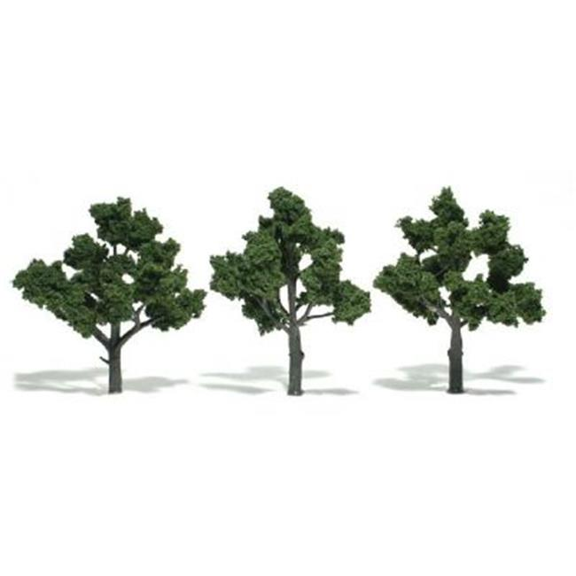 3 in.-5 in. Ready Made Tree Value Pack - Green Deciduous