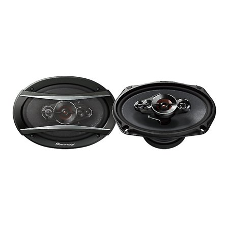 - Pioneer 6x9 Inch 5-Way 650W Coaxial Car Audio Stereo Speakers, Pair | TS-A6996R