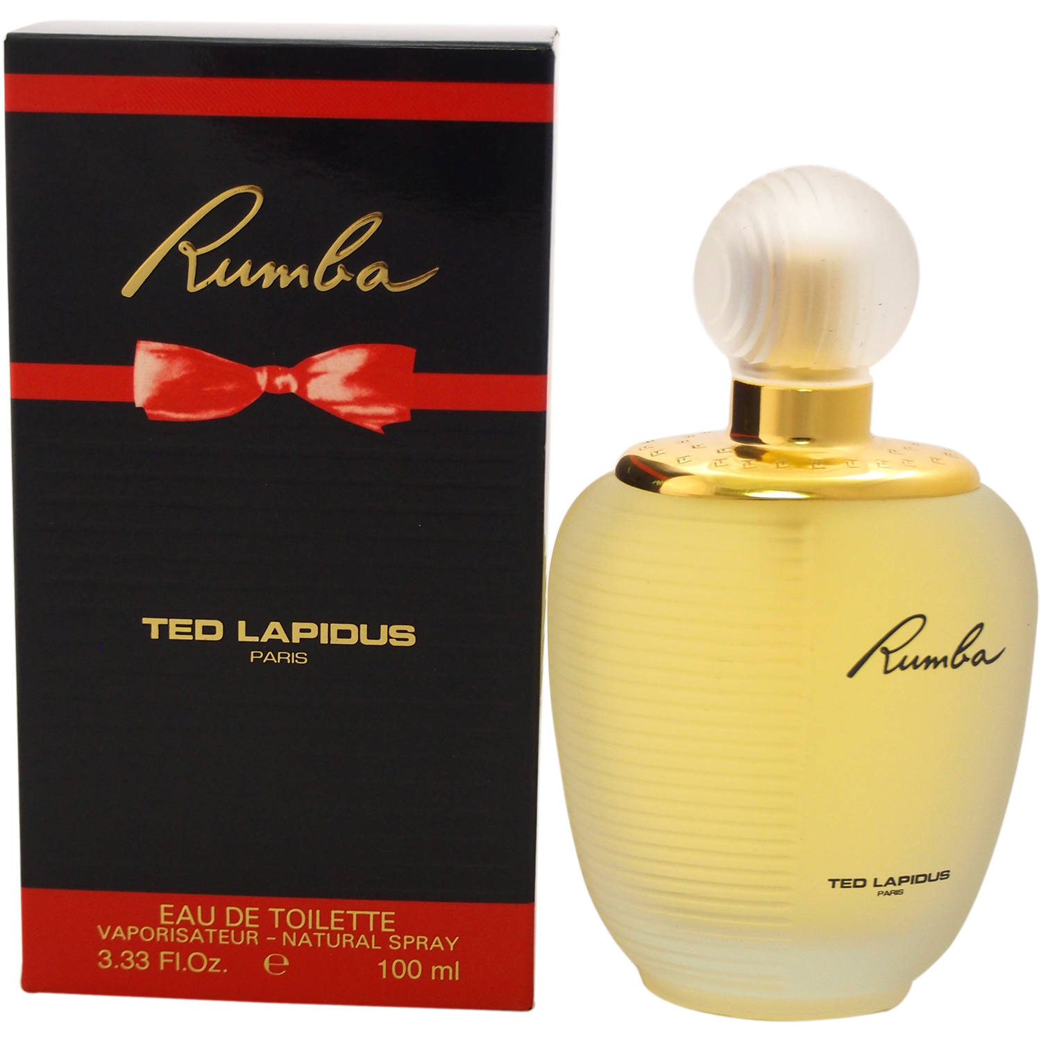 Rumba for Women by Ted Lapidus 3.3 oz EDT