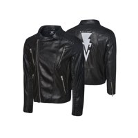 "Official WWE Authentic Finn BA�lor �_oBA�lor Club Worldwide"" Replica Jacket Black Small"
