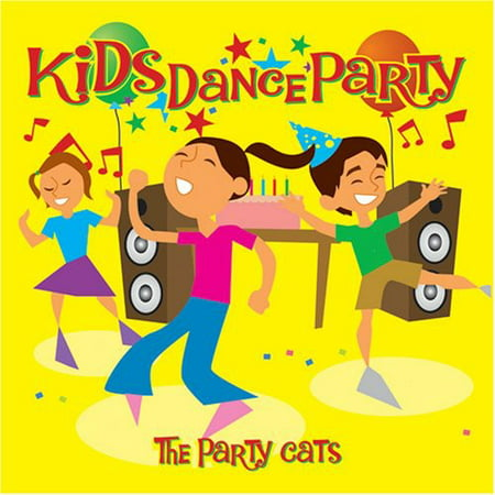 Kids Dance Party](Halloween Dance Music For Kids)