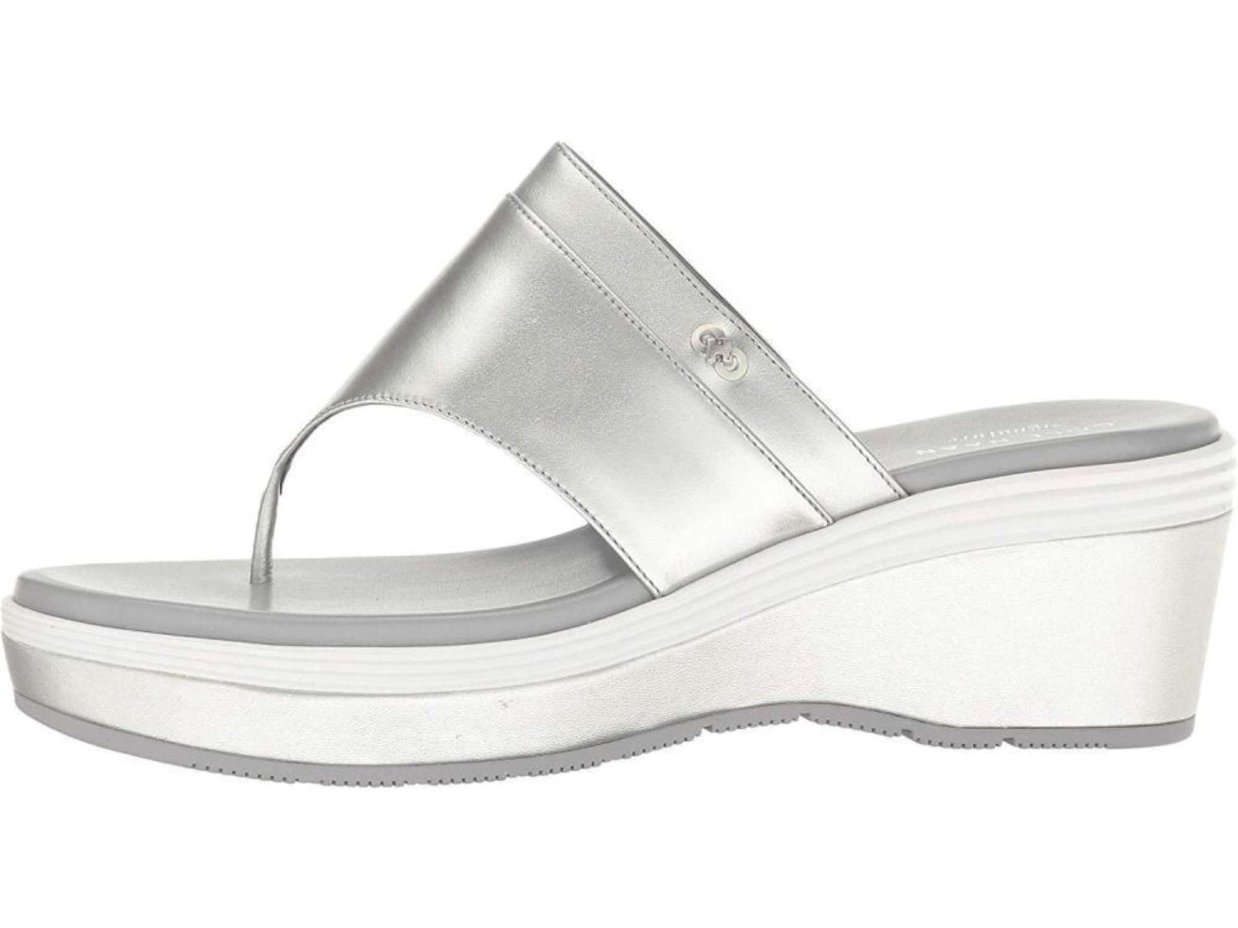 5a5a77c7a6b Cole Haan Womens Cecily Grand Thong Open Toe Casual