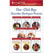 One-Click Buy: December Harlequin Presents - eBook