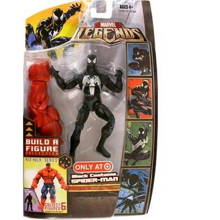 Marvel Legends Exclusive Red Hulk Build-A-Figure Wave Action Figure Black Sui... - image 1 de 1