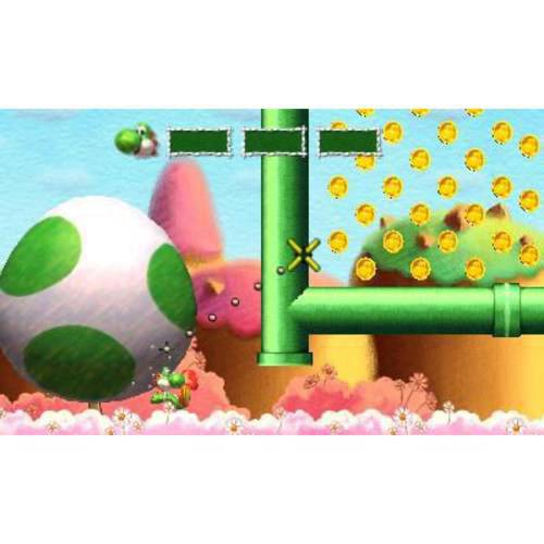 Nintendo Yoshi's New Island (Nintendo 3DS) - Video Game