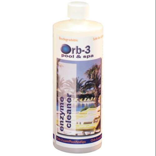 Enzyme Cleaner, Translucent Orange/Brown ,Orb-3, A011-000-1Q