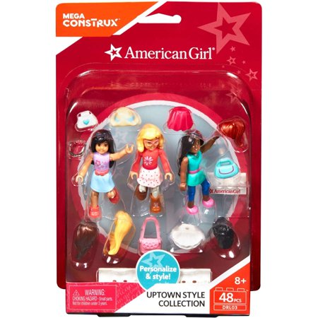 Mega Construx American Girl Uptown Style Collection