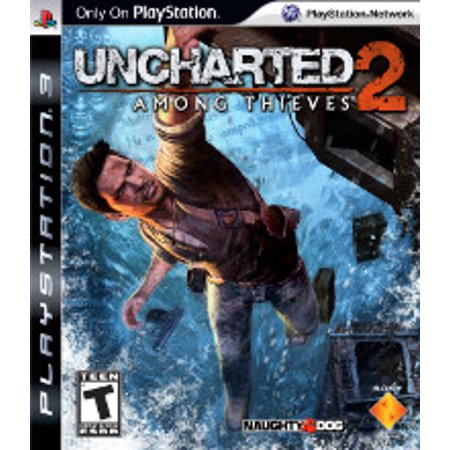 Uncharted 2 Amoung Thieves - Playstation 3 PS3 (Refurbished) (Uncharted 2 Among Thieves)