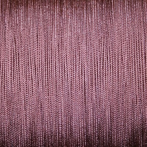 25 YARDS: 1.6 MM Maroon Professional Braided Lift Cord for Blinds and Shades