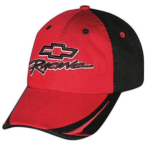 NASCAR Chevy Racing Hat - Velcro Back