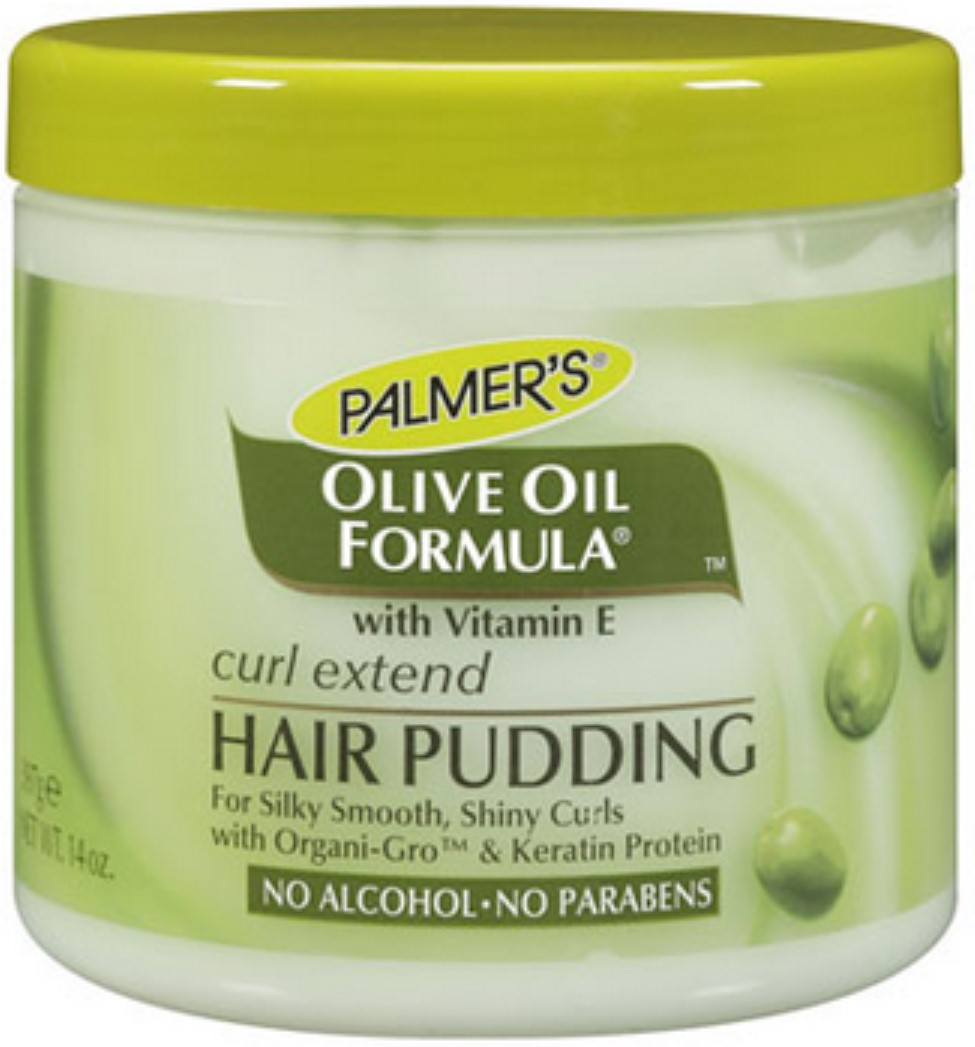 Palmer's Olive Oil Formula Curl Extend Hair Pudding, 14 oz (Pack of 2)