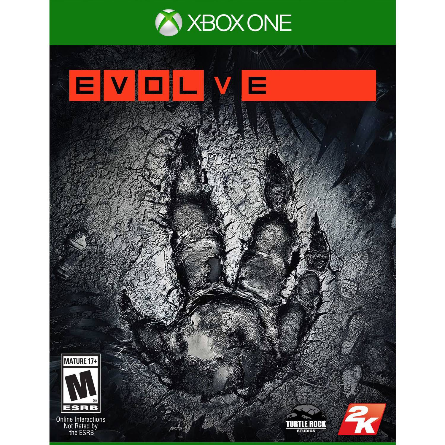 Evolve (Xbox One) - Pre-Owned