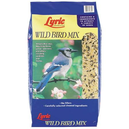 LEBANON SEABOARD SEED CORP 26-46825 Wild Bird Food Mix, 40 lb.
