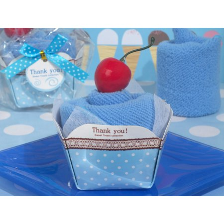 Sweet Treats Collection Blueberry Cupcake Towel (Blueberry Cupcake)