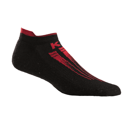 KentWool Mens KW Pro Light Golf Sock Large / Black / - Long Light Sock