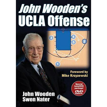 Ucla Track - John Wooden's UCLA Offense