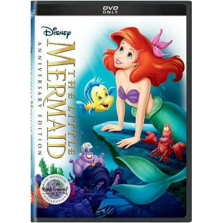 Little Mermaid: Anniversary Edition (DVD)](Evil Mermaids)